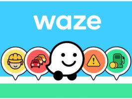 Waze Mode Tableau De Bord Carplay