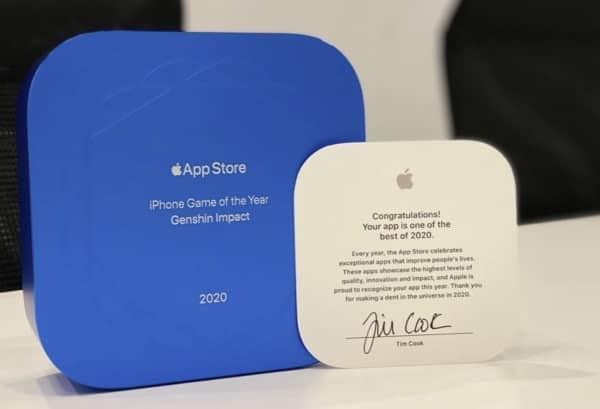 App Store Best 2020