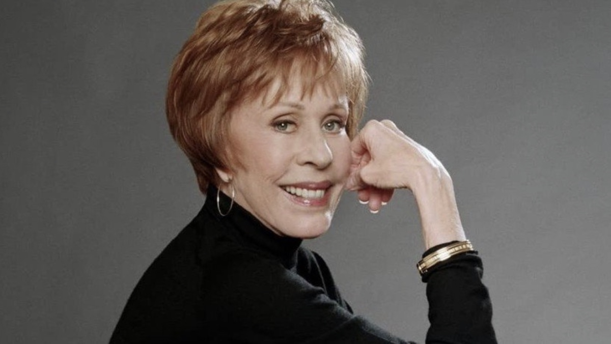 Carol Burnett Apple Biopic