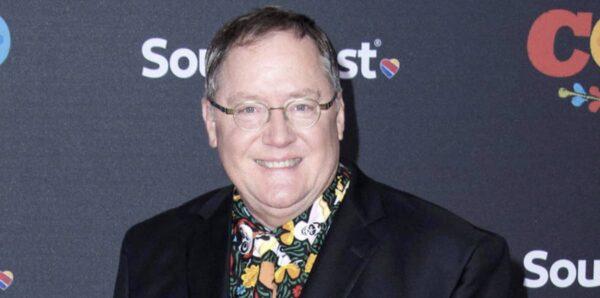 John Lasseter Apple TV+