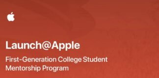 Launch@apple