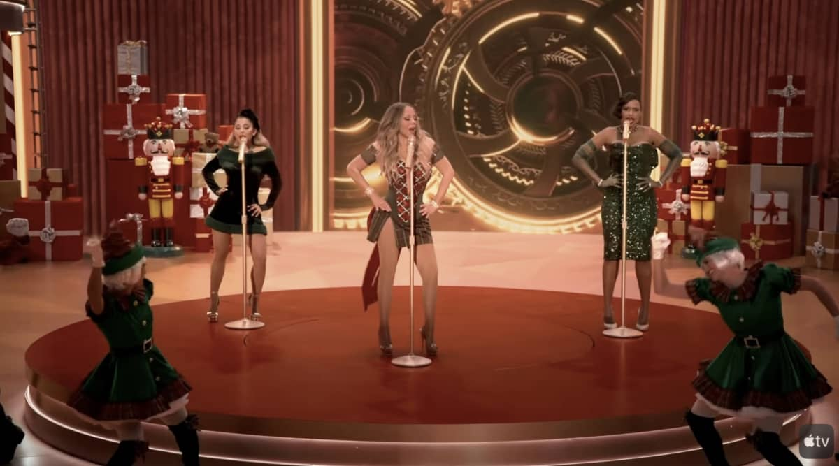 Mariah Careysmagical Christmas Special