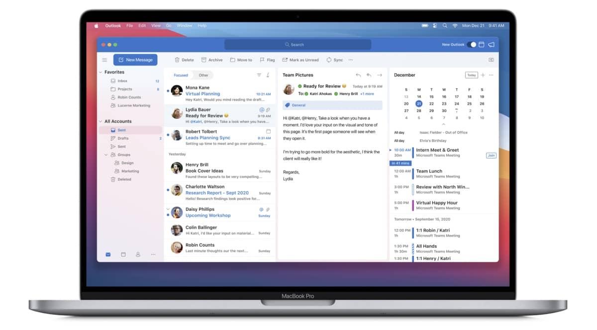 Microsoft Office Mac M1