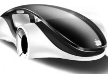 Apple Car Project 2024
