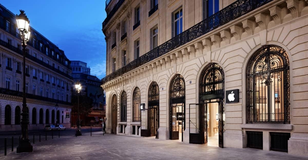 Apple Store Opera D20