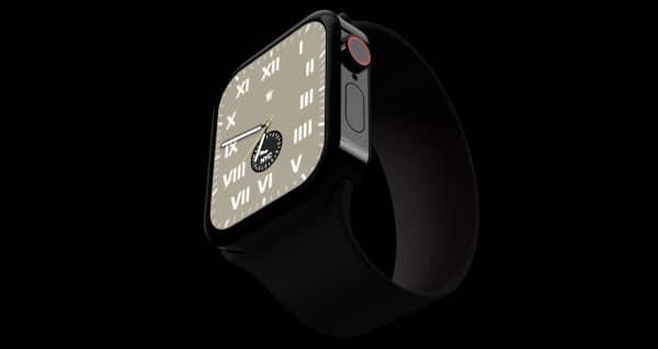 Apple Watch 7 Concept