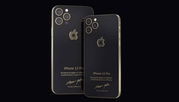 Caviar Iphone 12 Pro Jobs 4 2