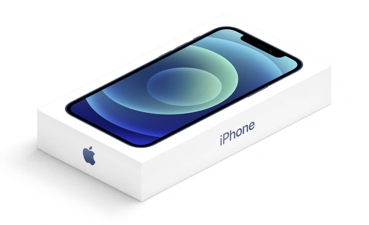 Chargeur Boite Iphone 12