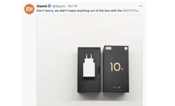Chargeur Xiaomi Mi 11