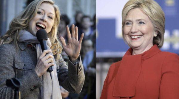Chelsea Hillary Clinton