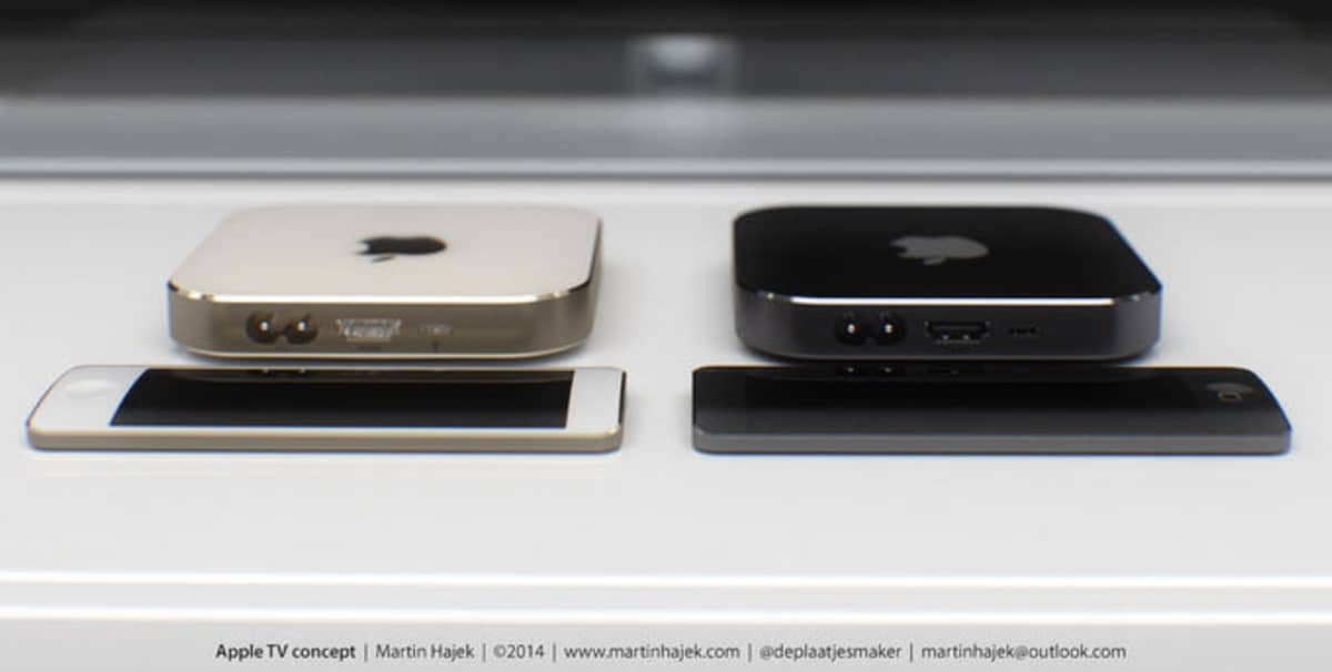 Concept Apple Tv D20