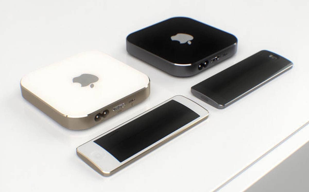 Concept Apple Tv Hajek
