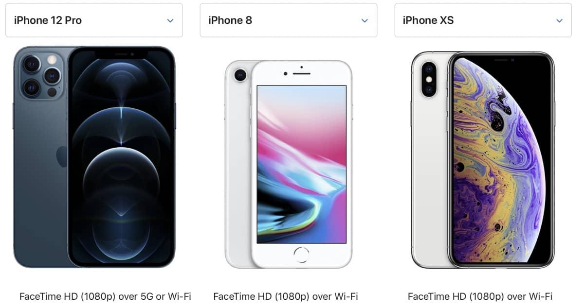 Iphone 8 Facetime Hd