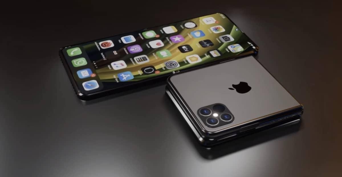 Iphone Flip Pliable 2023