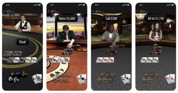Jeux d'argent App Store