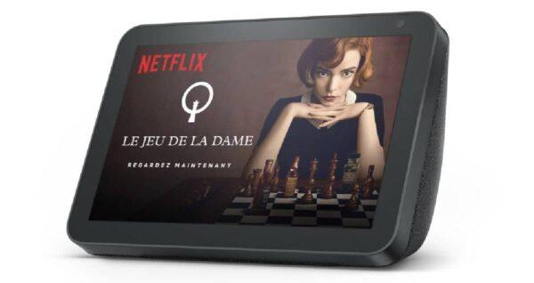 Netflix Echo Show Amazon