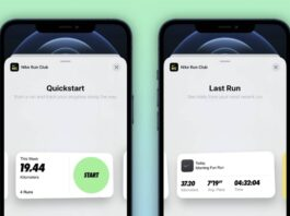 Nike Run Club Widgets Ios 14