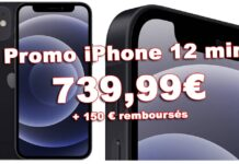 Promo Iphone 12 Mini 128go D20