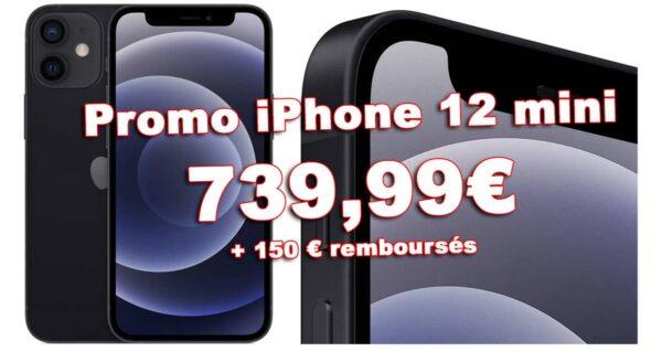 Promo Iphone 12 Mini 128go D20