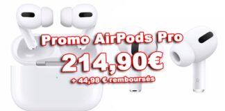 Promos Airpods Pro 214e D20