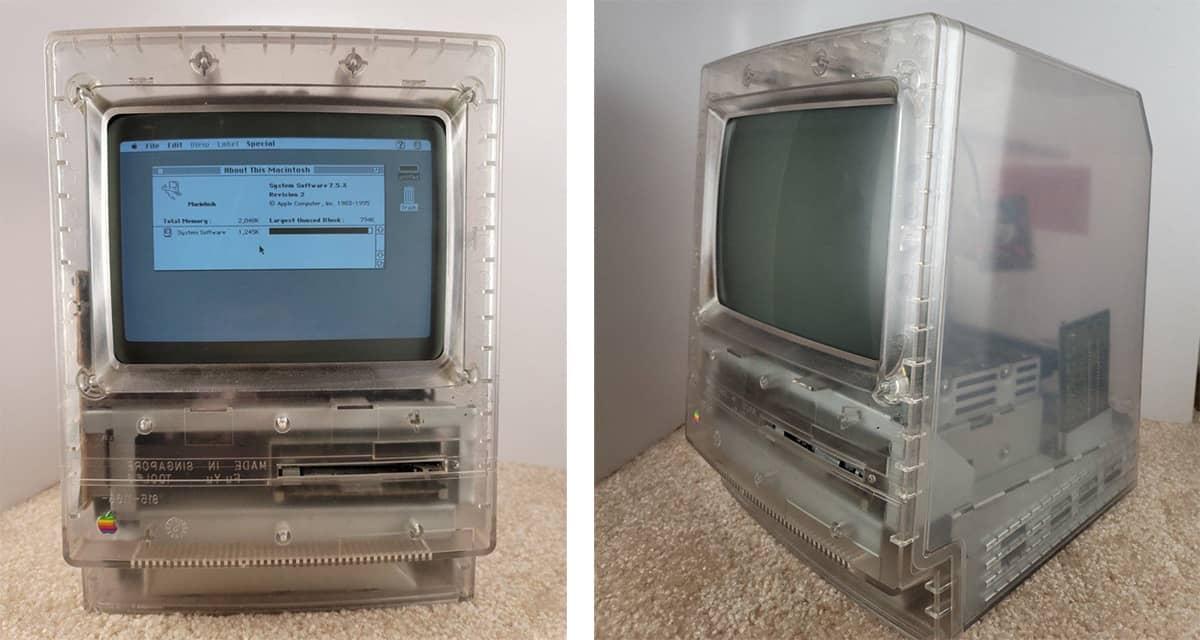 Prototype Macintosh Transparent