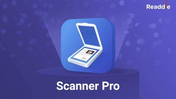 Readdle Scanner Pro 8 OCR