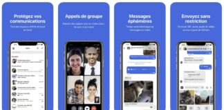 Signal Appels Video Groupe Cryptes
