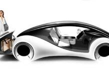 Voiture Electrique Apple 2021