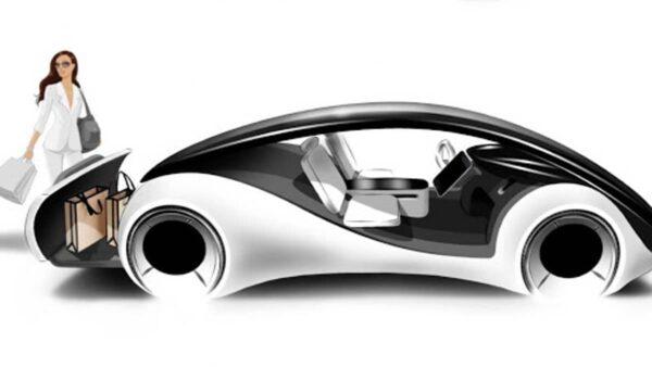 Voiture Electrique Apple 2021 - Apple Car