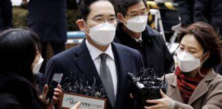 Jae Yong Samsung Corruption