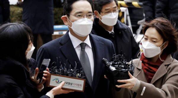 Lee Jae-yong - Samsung - Corruption