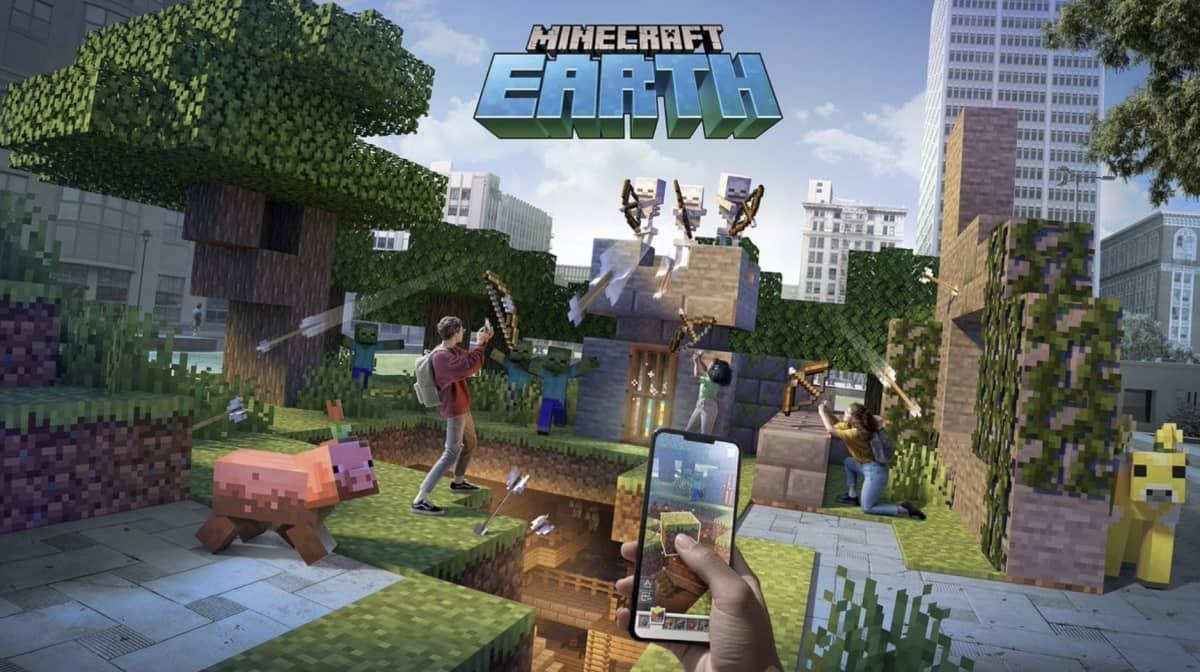 Minecraft Earth App Store 21