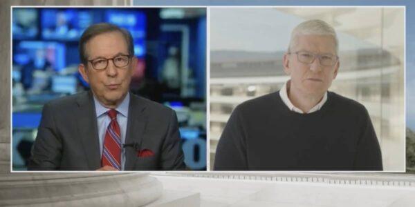 Tim Cook Fox News J21