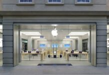 Apple Store Uk J21
