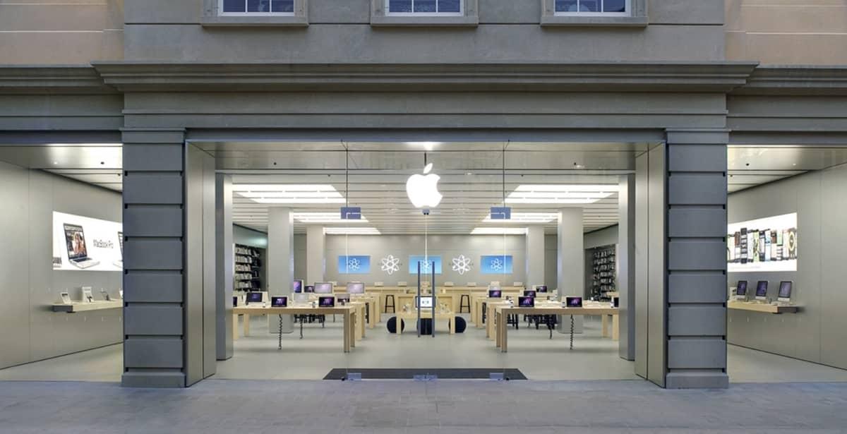 Apple Store Uk J21