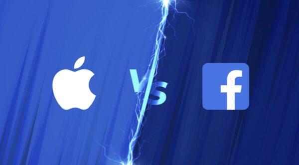 Apple Vs Facebook - confidentialité