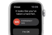 Apple Watch Sos J21