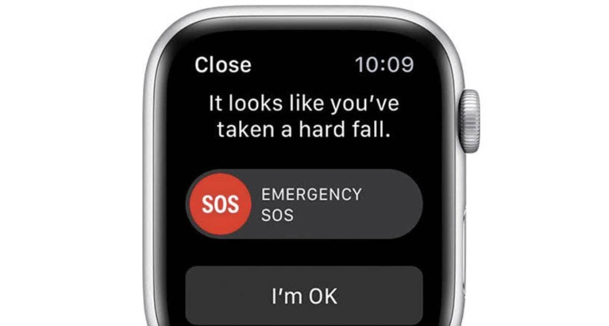 Apple Watch Sos J21