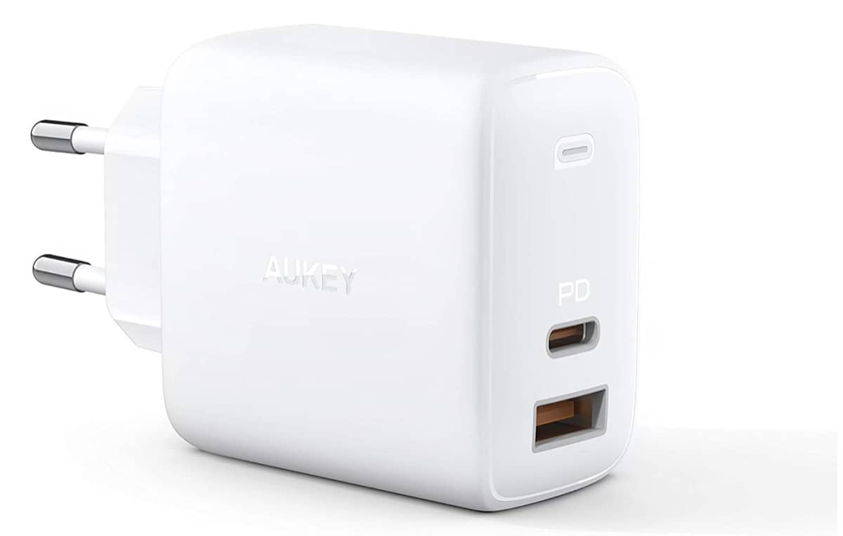 Chargeur Aukey Gan