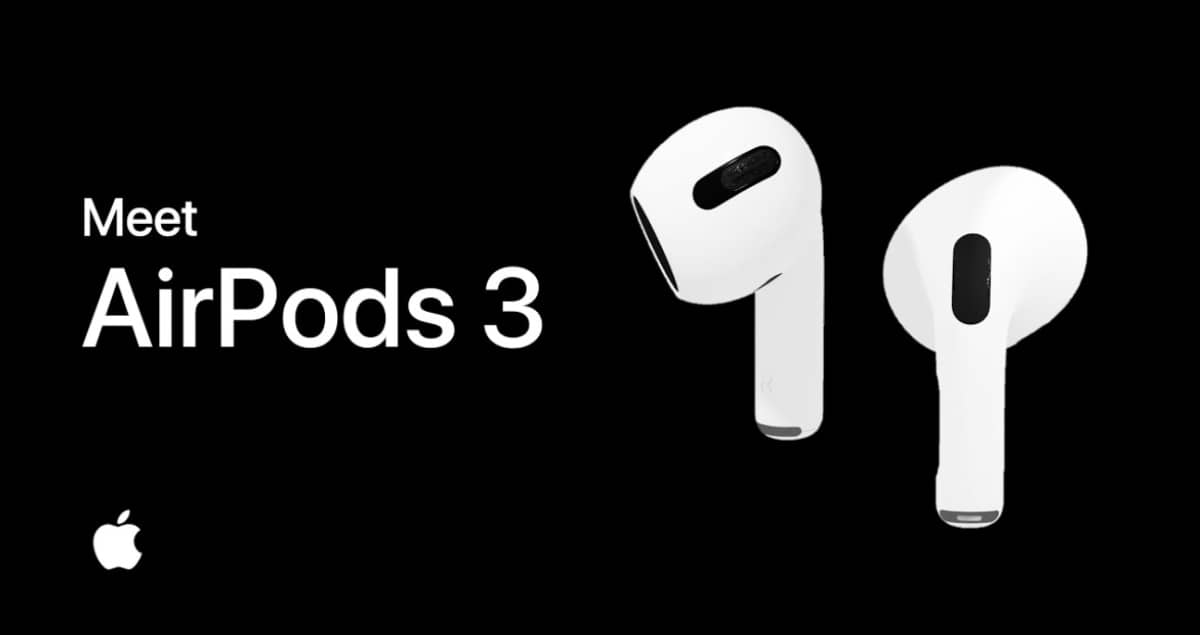 Concept Airpods 3 Support Magsafe 2