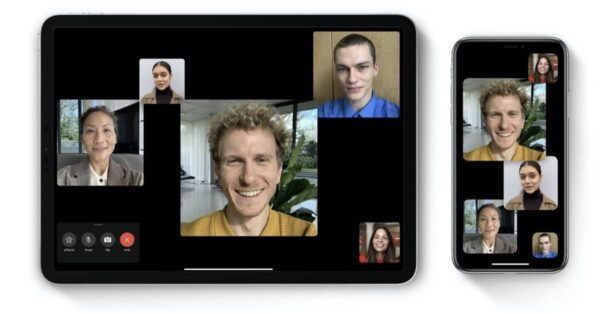Groupe Facetime