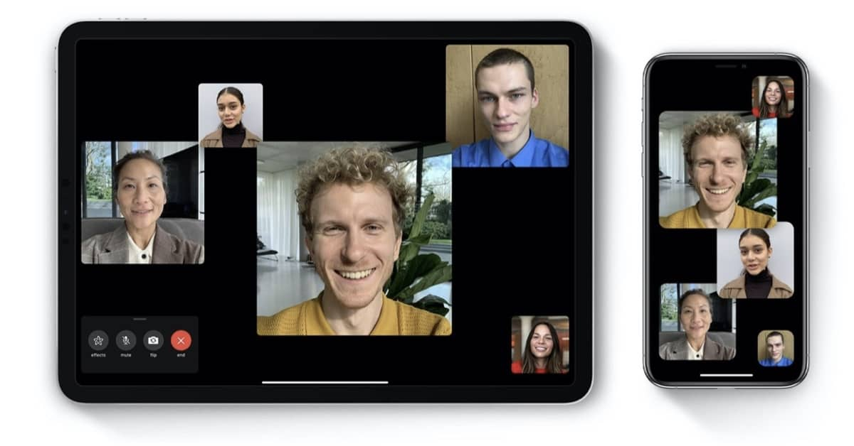 Groupe Facetime N21