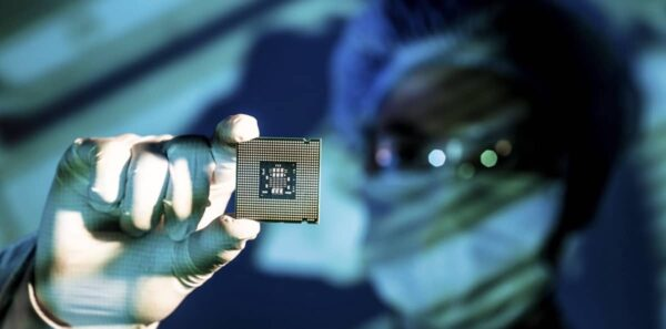 Processeurs Intel TSMC