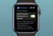 Ios 14 4 Time To Walk Apple Watch