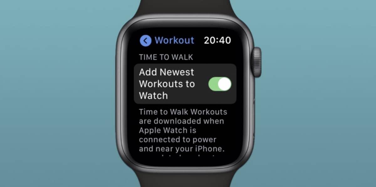 Ios 14 4 Time To Walk Apple Watch
