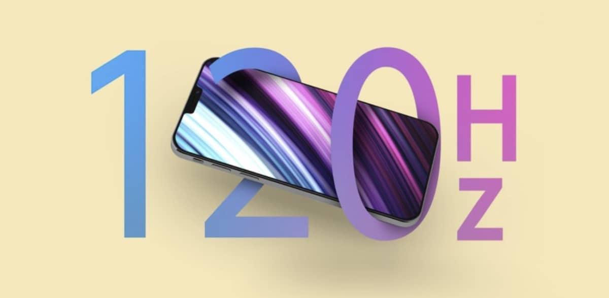 Iphone 13 Pro Ecrans Samsung Oled 120 Hz Ltpo