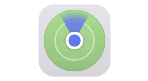 partage de position iPhone