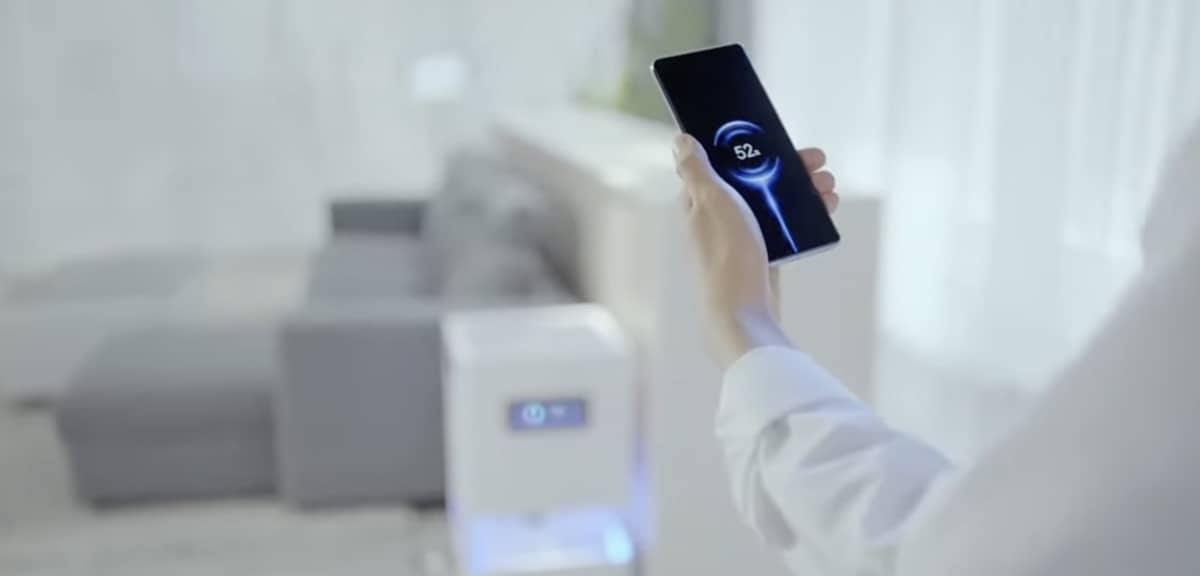 Mi Air Xiaomi Recharge Sans Fil