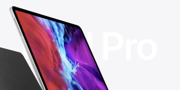 écrans mini-LED, iPad Pro