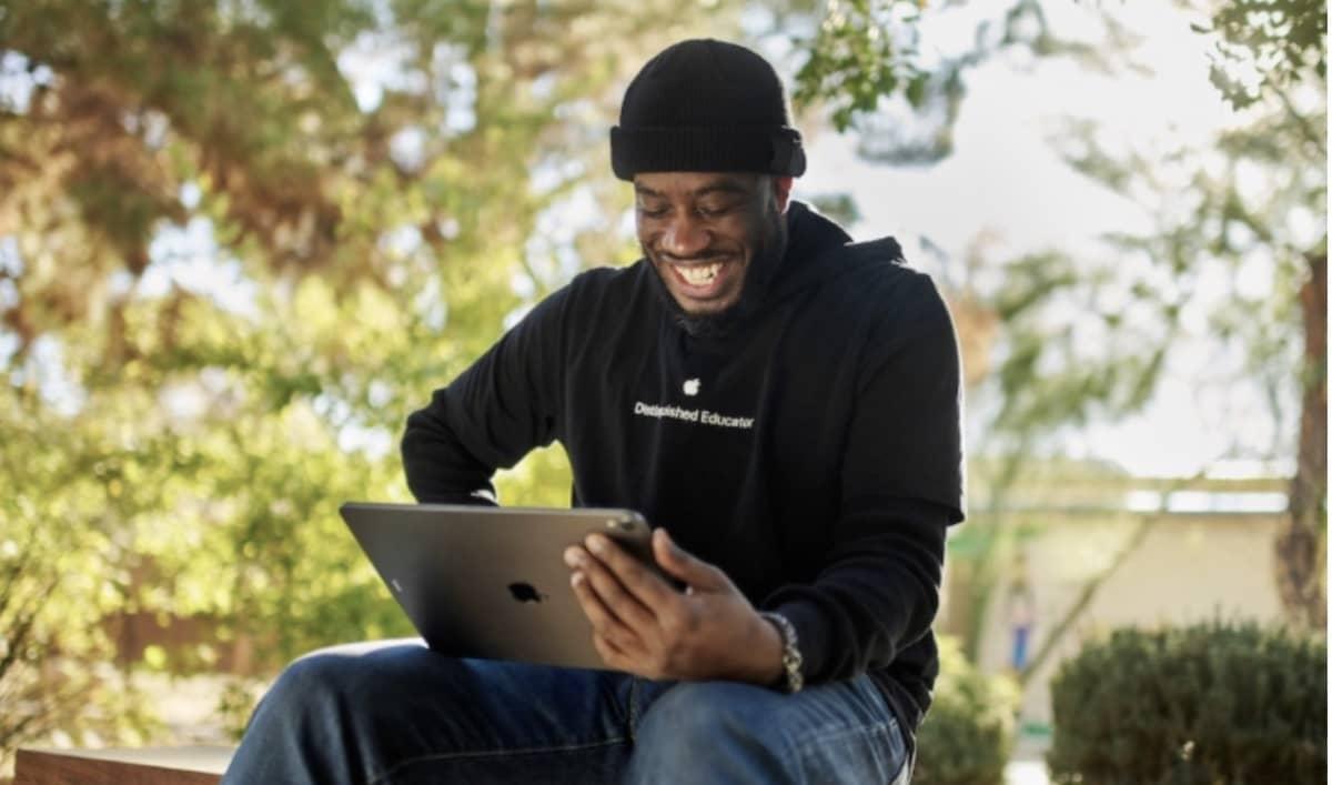 Professeur Ipad Apple